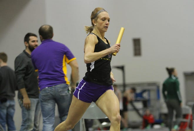 Haley Kruger was a NSIC champion at Minnesota State. She's continuing her career in track and field, and opening a new business in Brandon.