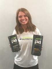 Brandon native Haley Kruger is opening a new store in Brandon, The Drop Nutrition, featuring Herbalife products.