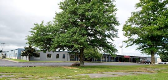 The former Fasco building purchased by the Ozark school district will be renamed the Ozark Innovation Center.