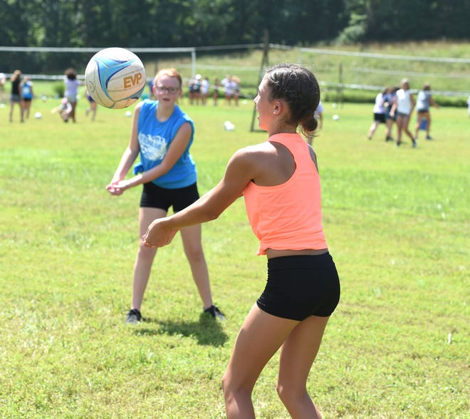 The Lofton Lake Volleyball Camp will take place in July this year near Greenville.