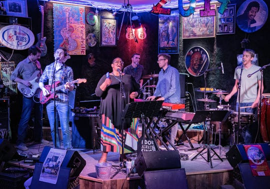 Revival lets loose at the Bradfordville Blues Club at 9 p.m. Saturday