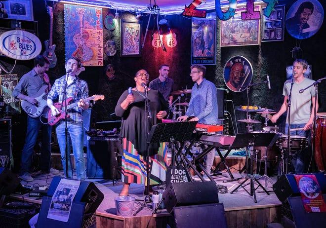 Revival lets loose at the Bradfordville Blues Club at 9 p.m. Saturday