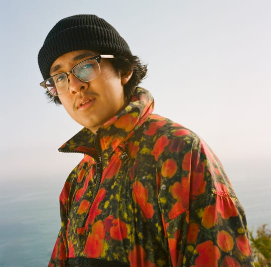Rising Mexican-American artist Cuco is returning to El Paso to perform at the El Paso Firme event Saturday.