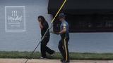 Raw Video: Police investigate restaurant shooting near Wilmington