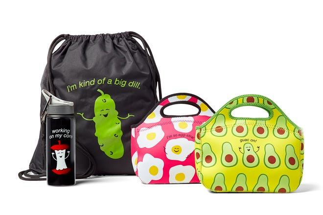 Gordmans will donate 50 percent of the profits in the month of July from food-themed totes, bags and water bottles to the No Kid Hungry organization.