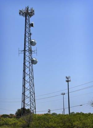 Three cell phone towers located outside of the Wichita Falls city limits. The Federal Communications Commission is rolling out a $1.5 billion project that will expand broadband to thousands of underserved and rural areas of the United States.