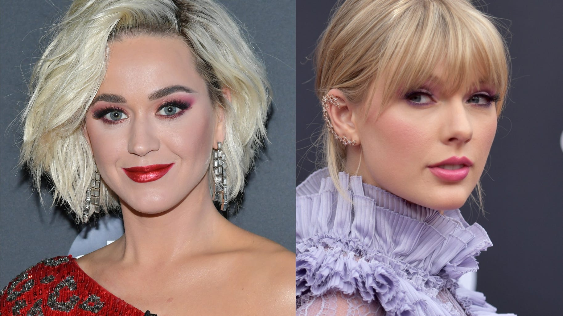 Taylor Swift Katy Perry Ended Their Bad Blood Now Have Trust