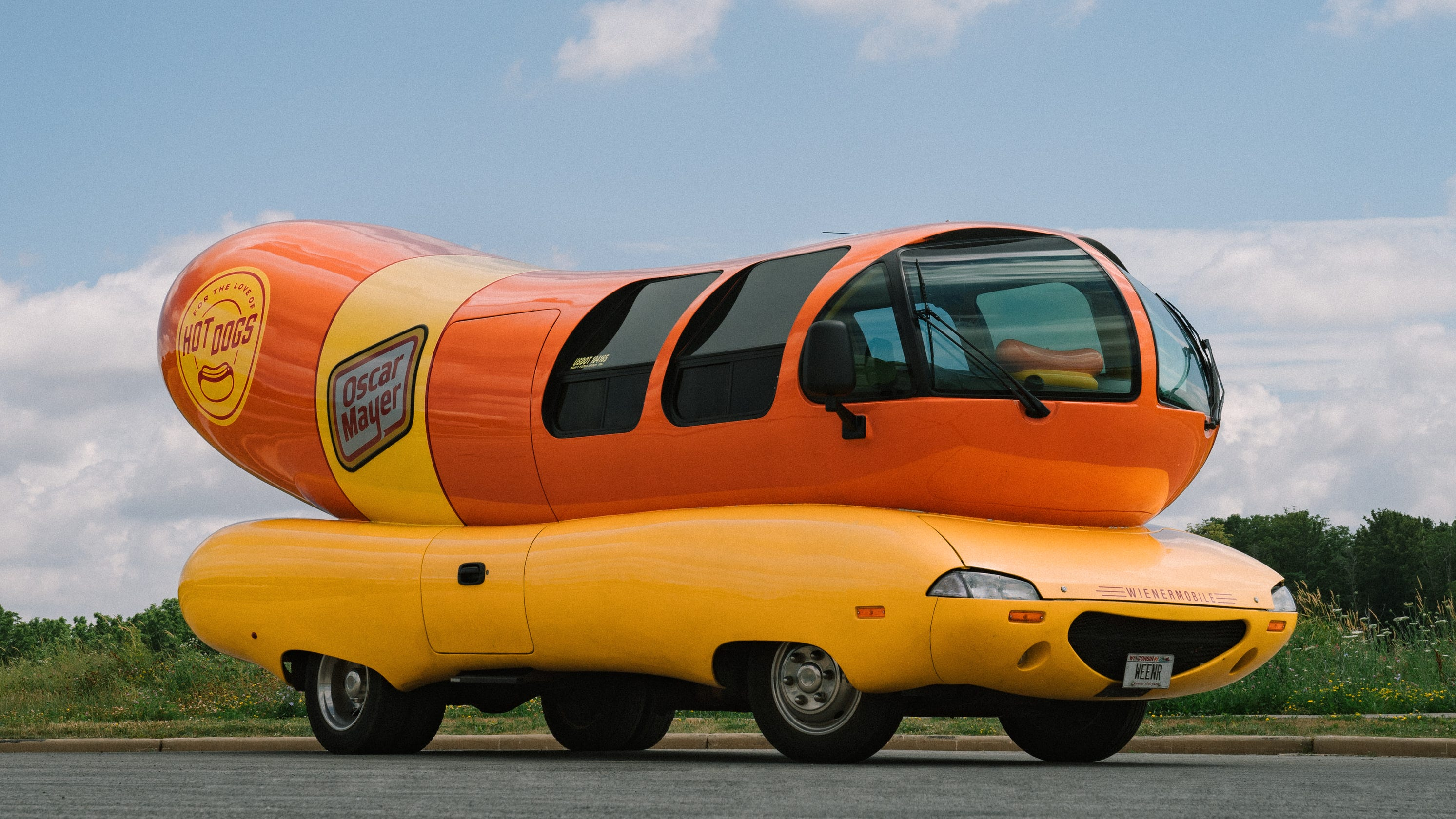 Airbnb adds Wienermobile to listings for National Hot Dog Day
