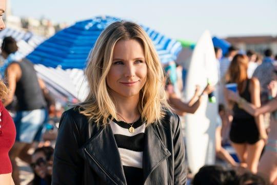 Veronica Mars (Kristen Bell) is back in a new season on Hulu.