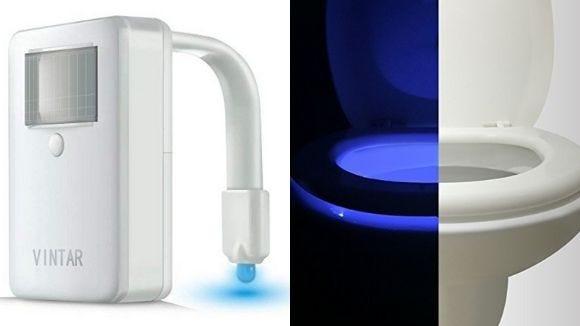 Weidest Amazon Deals: Toilet Light