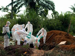 Ebola outbreak in Congo declared an international health emergency by World Health Organization