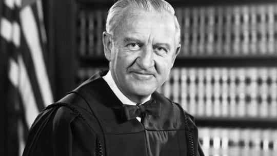 Justice John Paul Stevens exemplified a dignified and reserved Supreme Court