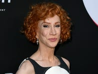 Kathy Griffin: 'Andy Cohen treated me like a dog,' Anderson Cooper won't reconcile
