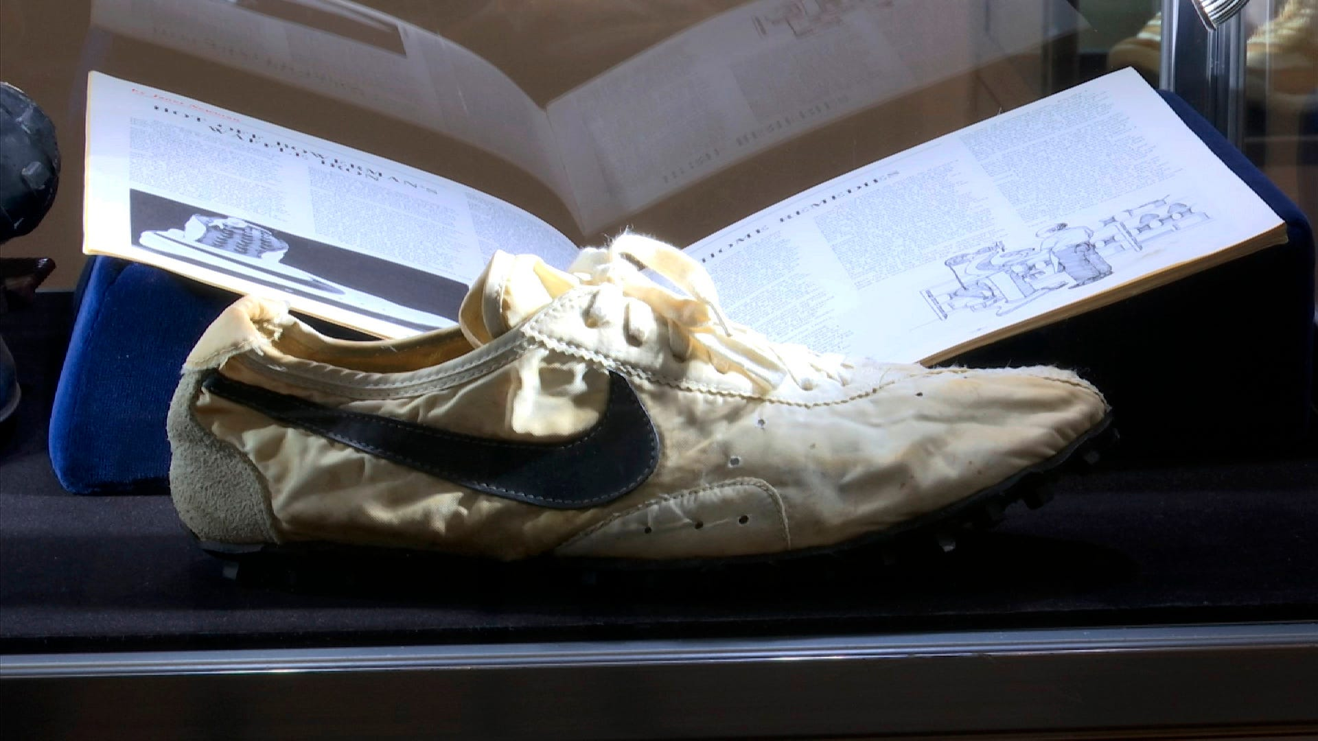 nike moon shoe