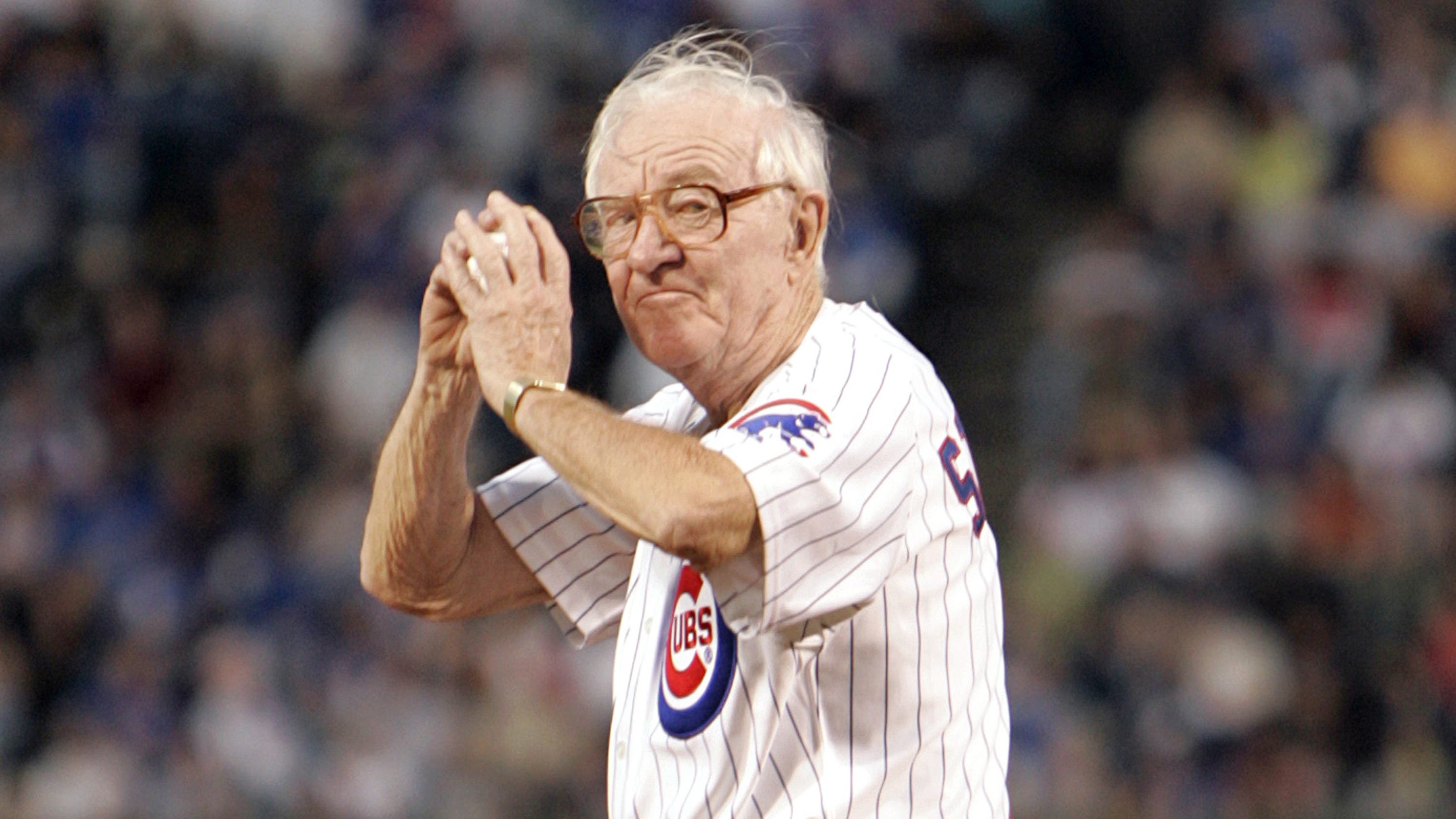 Former Supreme Court Justice John Paul Stevens watched Babe Ruth call shot in 1932 World Series