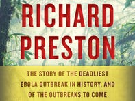 'Hot Zone' writer Richard Preston revisits Ebola virus in ominous 'Crisis in the Red Zone'