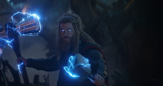 """After """"Avengers: Endgame,"""" Chris Hemsworth seems to be hanging around the Marvel universe with a fourth """"Thor"""" on the way."""