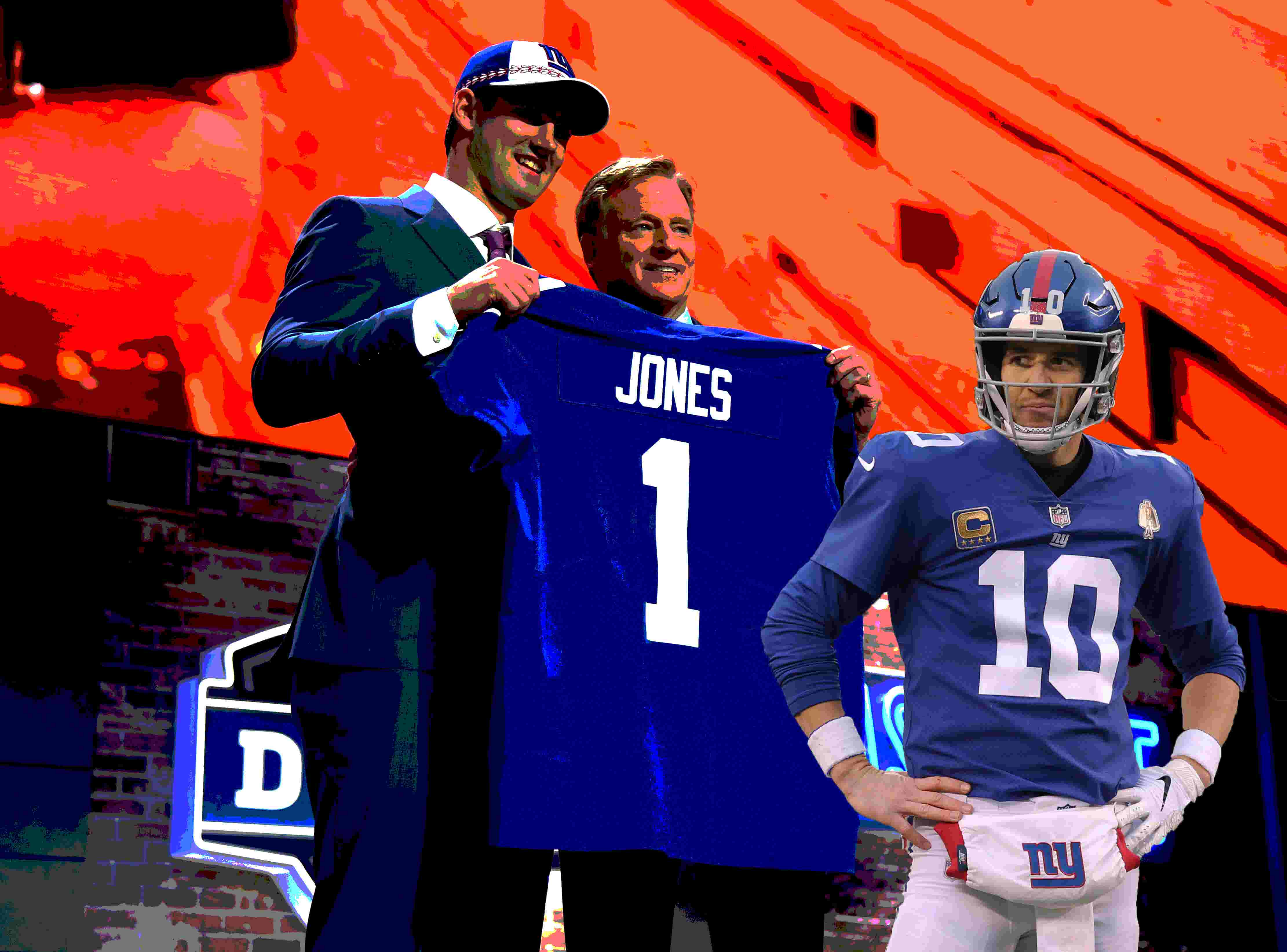 How Soon Will The New York Giants Replace Eli Manning With Daniel Jones