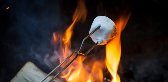 Roasting the perfect marshmallow has never been easier.
