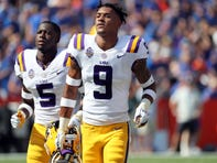 The top 10 defensive backs in college football for 2019 is headlined by LSU