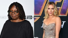 """Whoopi Goldberg and her """"The View"""" co-hosts slammed Scarlett Johansson for making controversial comments about casting."""