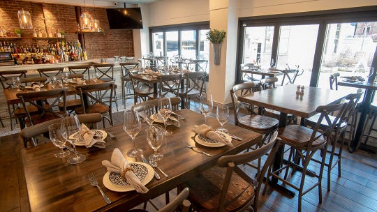 Salt Seafood & Oyster Bar in New Brunswick opened in the fall of 2018, after renovations to the former location of Panico's.