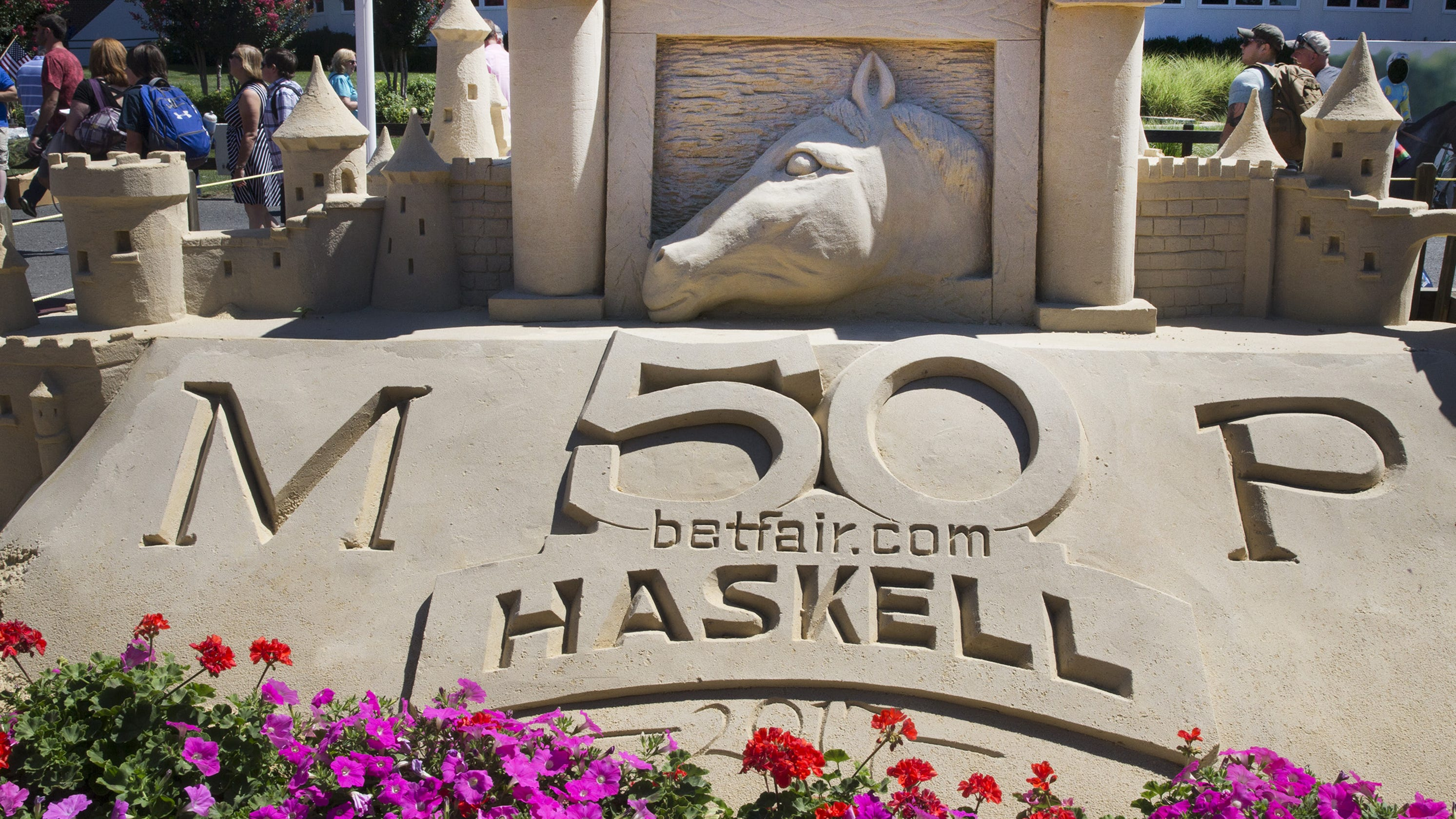 Monmouth Park halts racing due to heat; Haskell Invitational will still run