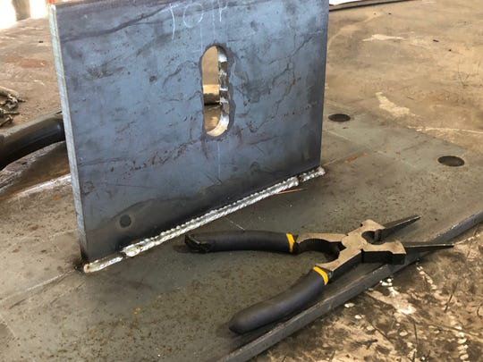 Freehold Welding in Howell is trying to hire a welder.