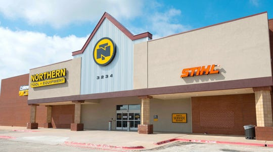 Northern Tool + Equipment opened in Abilene at 3234 S. Clack St.