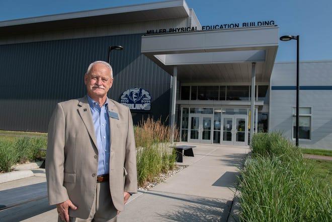 Kellogg Community College President Mark O'Connell will retire in December.
