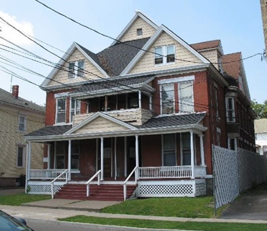 43 Cedar St., Binghamton, was sold for $250,000 on April 30.
