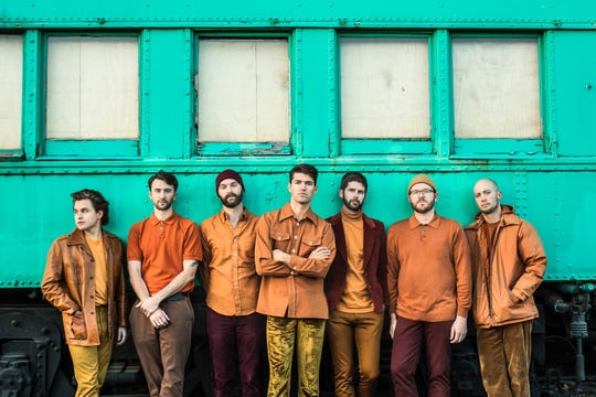 The Dips are seven Seattleites who met while attending the University of Washington. Now they will be taking the stage together at Bumbershoot.