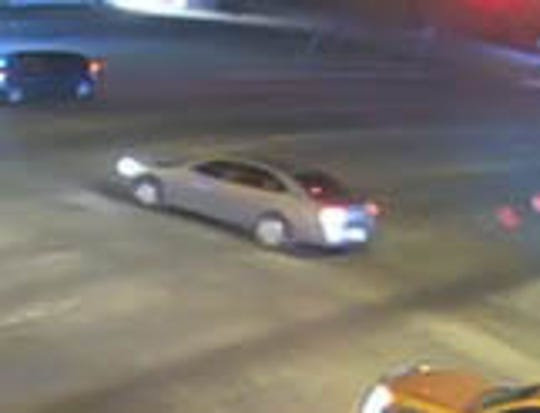 Corpus Christi police say this vehicle was central to the investigation of the latest homicide reported in the city.