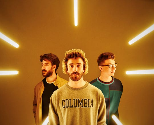 AJR is performing at Great American Ball Park Saturday, Aug. 26 after the Reds game.