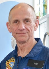 Rutgers Alumnus Bob Cenker was a crew member on the 1986 space shuttle Columbia. He will return to his alma mater on July 19 to speak about his space travels.