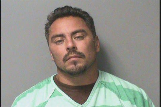 Kory Keith Harris, 36, shown in his Polk County Jail mugshot.