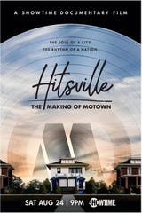 "Poster for ""Hitsville: The Making of Motown"""