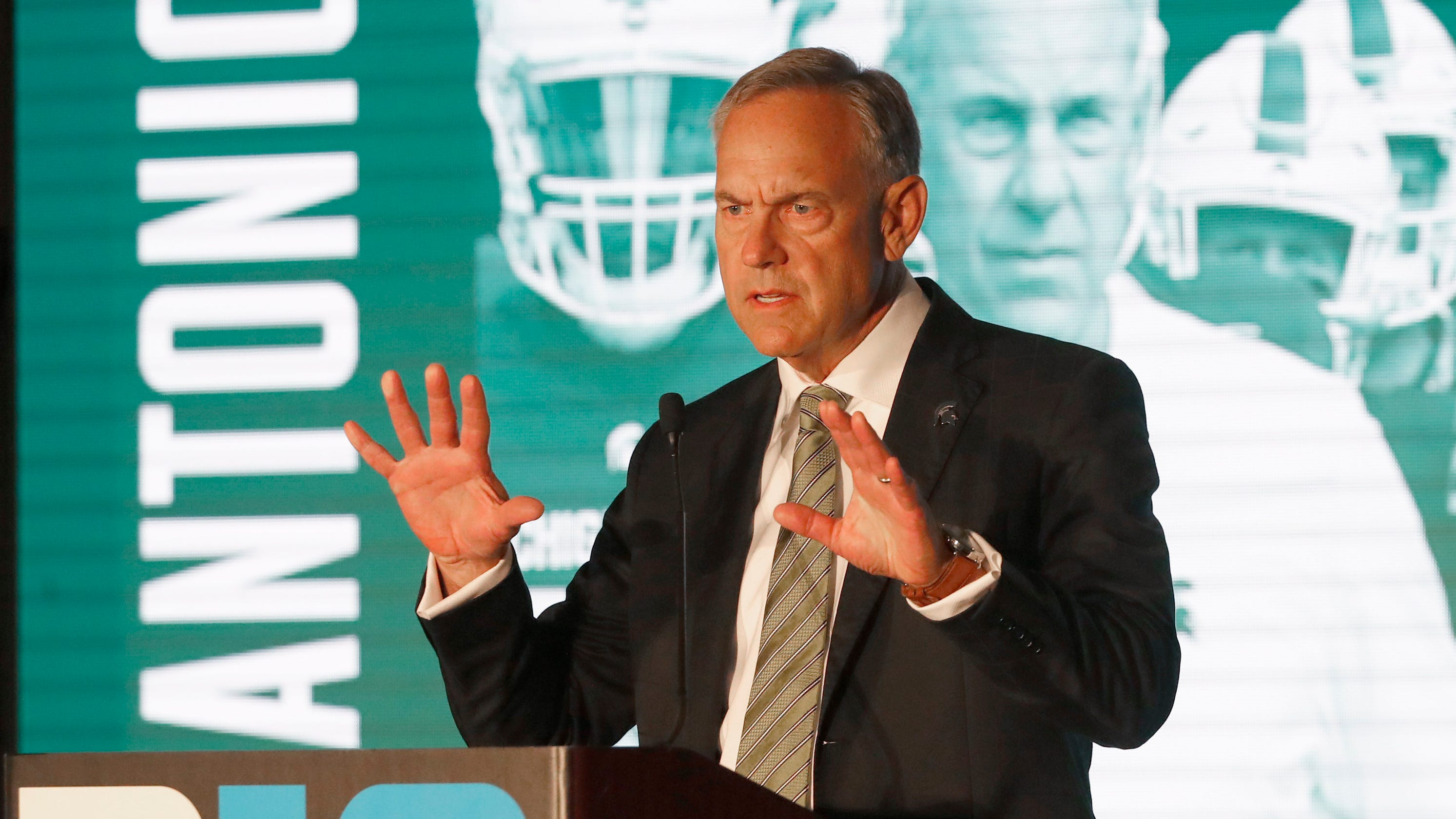 What Big Ten football coaches say about conference realignment