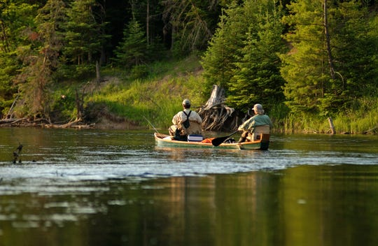 Northern Michigan's Au Sable River is known as a recreation and fishing destination, but during the summer of 1959, it served as the birthplace of one of the largest national organizations focused on the conservation of coldwater fisheries.