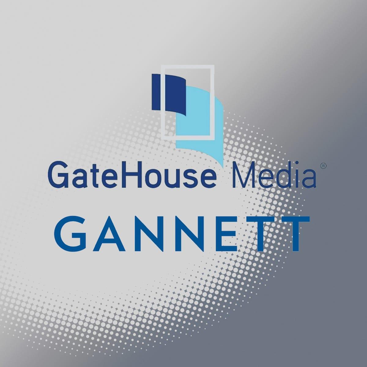 Resultado de imagen para GateHouse Media y Gannett