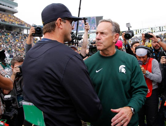 The Michigan-Michigan State rivalry will be the focus of a BTN documentary.