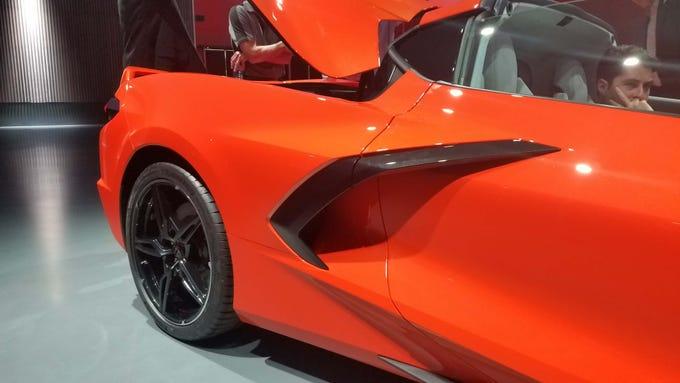 The 2020 mid-engine Corvette C8