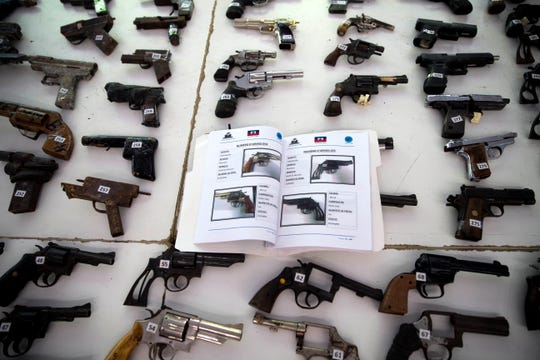 Oakland County officials have canceled a firearms auction that was scheduled for this weekend. The cancellation comes in the wake of two mass shootings in Ohio and Texas that killed 31 people.