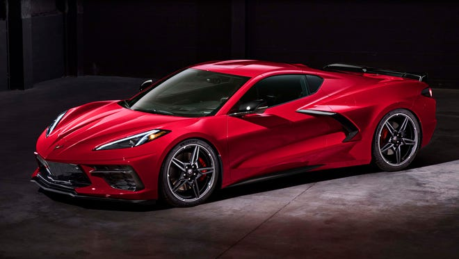 The 2020 Chevy Corvette Stingray will go into production in late 2019 for the 2020 model year.