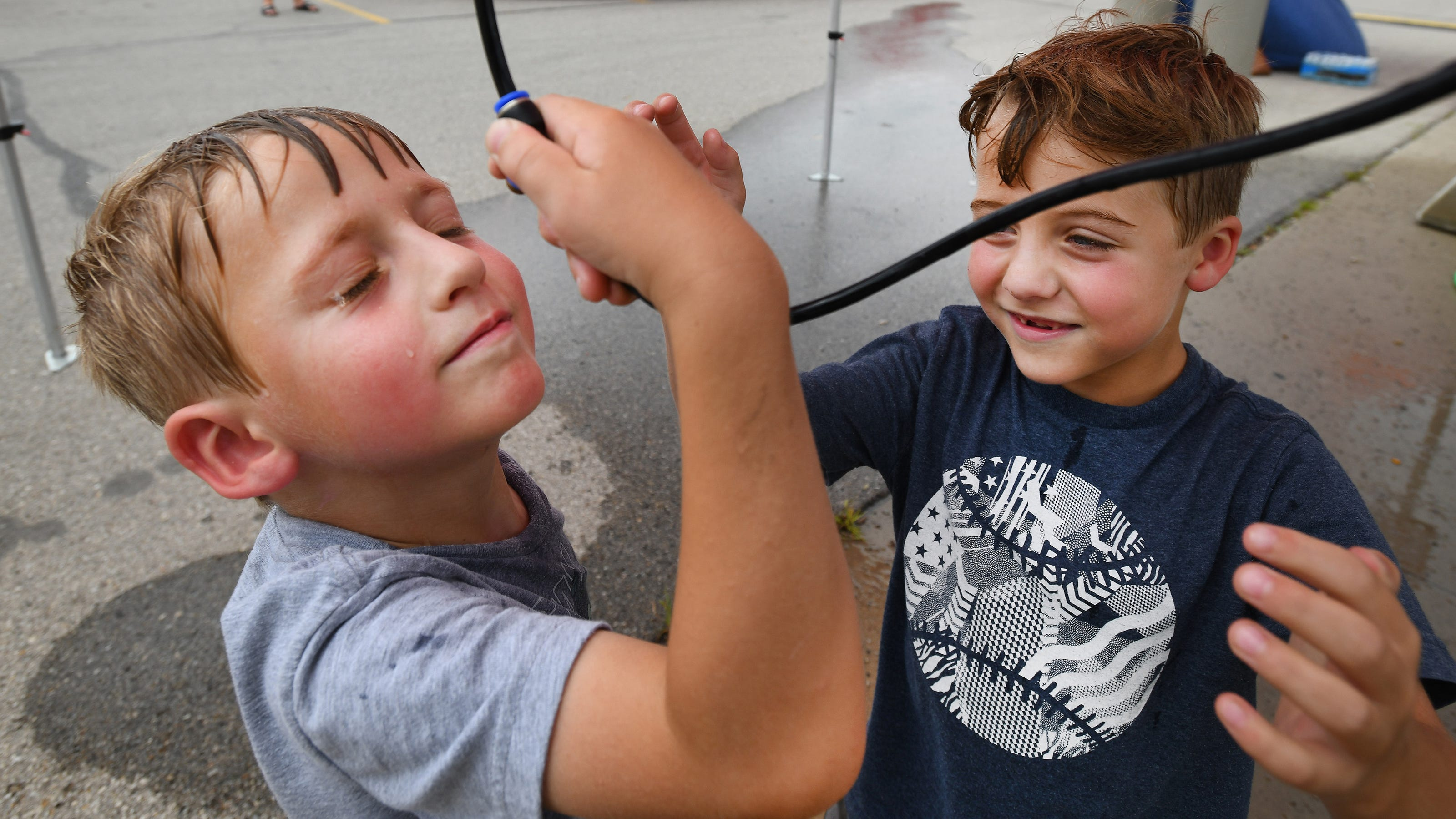 Heat Dome Effects Move Into Metro Detroit