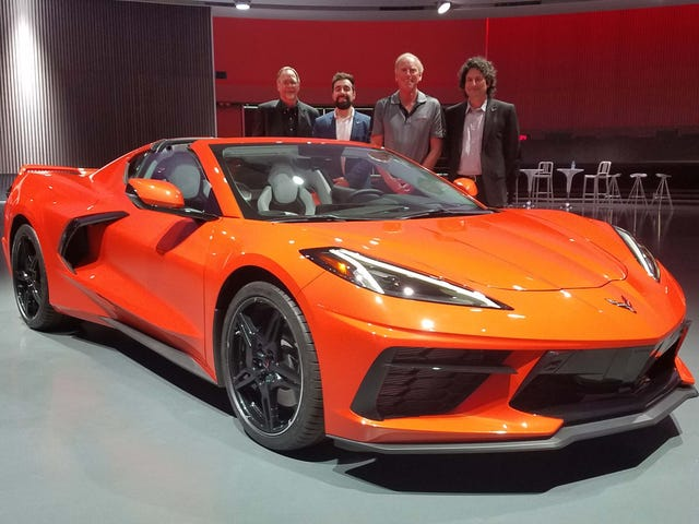 Why Now How The 2020 Mid Engine Corvette Came To Be