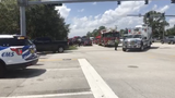 The News-Press conducted a Facebook Live Thursday, July 18, 2019, near Chico's in Fort Myers. There is a large police presence there.