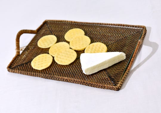 A cheese board by Calaisio at Shops of Provence