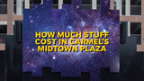 Located outside the Sun King Spirits on the Monon Greenway, the plaza is loaded with pricey creature comforts.