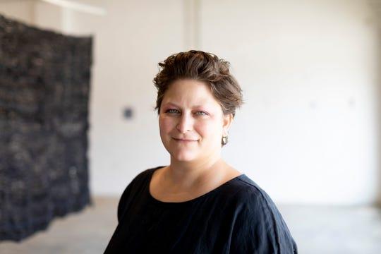 Artist Lauren Zoll is based in Indianapolis.